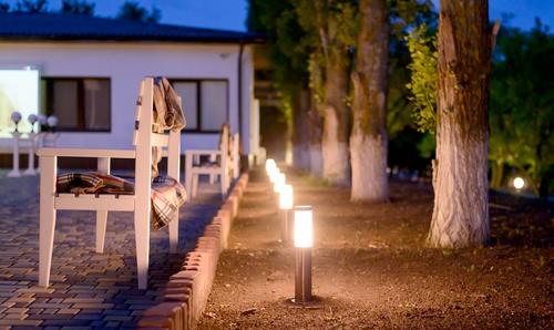gartenweg lampen